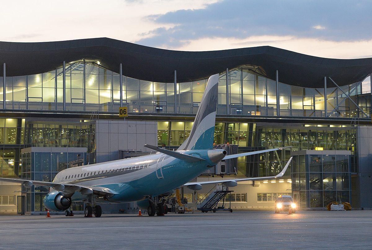 В Бориспольском аэропорту необходимо построить новый терминал