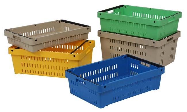 Контейнеры из пластика — удобны и доступны по цене!