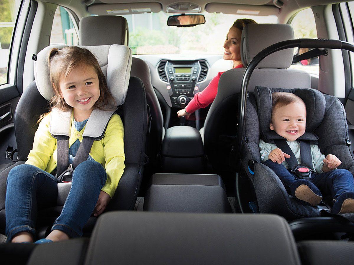 Детское автокресло – выбор ответственных родителей!